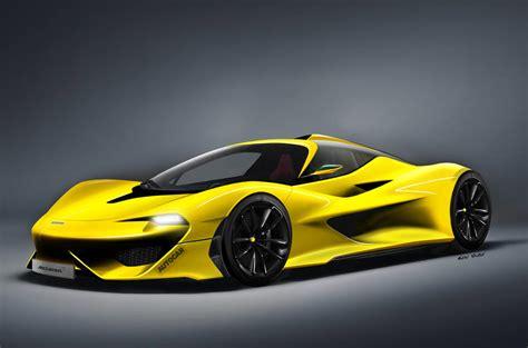 Mclaren F1 To Be Reborn As 'hypergt' Autocar