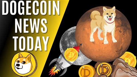 DOGECOIN NEWS TODAY | DOGECOIN PREDICTION | DOGECOIN TO ...