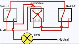 Three Way Switch Wiring Diagram Troubleshoot
