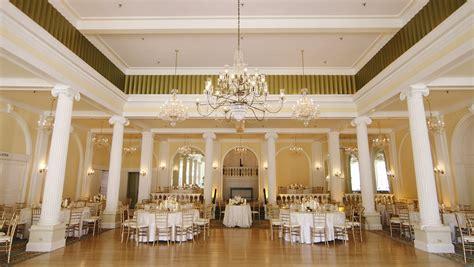 hot springs virginia wedding venues  omni homestead
