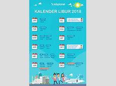 Kalender 2018 Indonesia Lengkap Dengan Hari Libur dan Cuti