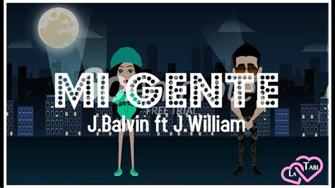 J.balvin Ft J.william