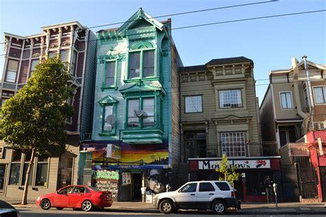 maison bleue san francisco c est une maison bleue francky fait tour