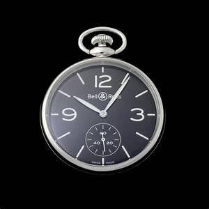 Bell  U0026 Ross Manual Wind Pocketwatch      Pw1      Tm722      C
