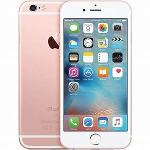 Apple Iphone 6s Plus -  64gb  - Rose Gold - Unlocked
