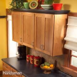 top kitchen cabinet decorating ideas 20 inspiring diy kitchen cabinets simple do it yourself