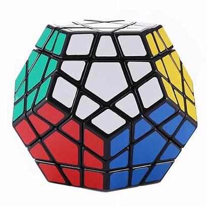 Cube Puzzle Rubik Shaped Megaminx Hardest Pot
