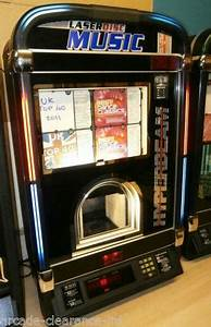 Wall Mounted Jukebox