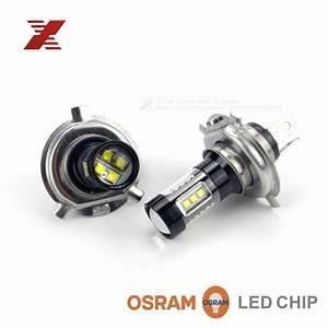 Osram H4 Led : buy 2x 80w h4 osram chip high bright 16 led car fog light ~ Jslefanu.com Haus und Dekorationen