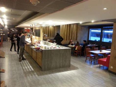 restaurant dining breakfast area picture of ibis porte d italie gentilly tripadvisor