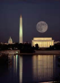 Washington & Lincoln Memorial Monument