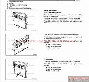 Cummins Troubleshooting And Repair Manual Ism  U0026 Qsm 11 Volume 1