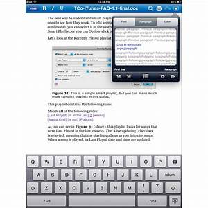 document moved With edit office documents on iphone