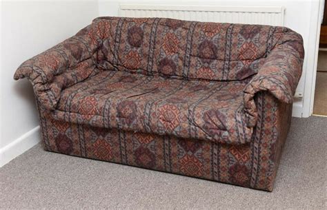 Single Bed Settee by Sofa Bed Settee Single Sprung Base In Swindon