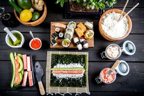 quels poissons choisir pour faire ses sushis