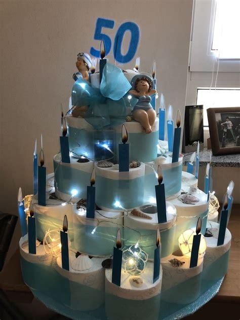 klopapier torte diy ideen geschenke torten basteln