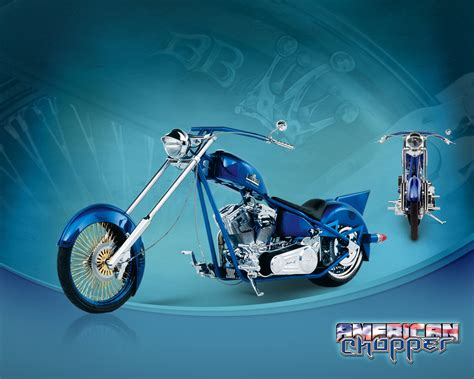 American Choppers Desktop Wallpapers