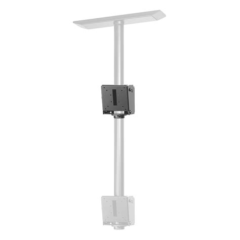 Peerless Ceiling Pole Mount by Peerless Dedicated Mid Column Ceiling Mount For 19 75 Inch