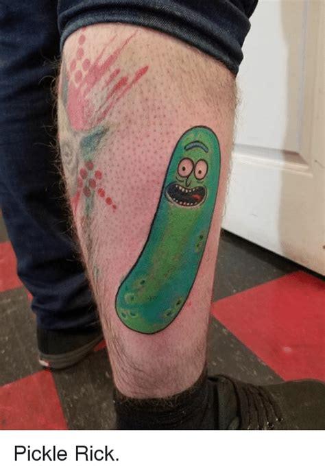 Pickle Rick Memes - pickle rick dank meme on me me