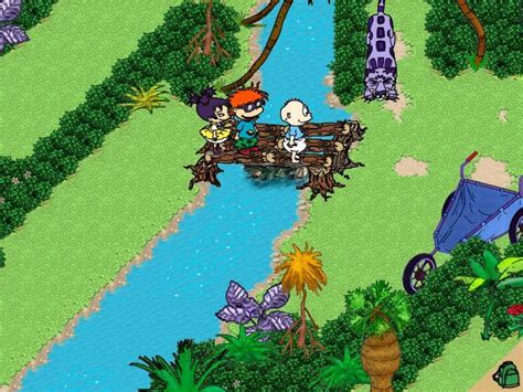 Rugrats Wild Screenshots For Windows Mobygames