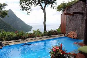 5 perfect st lucia honeymoon resorts for St lucia honeymoon resorts