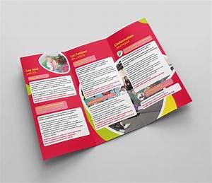 Dépliant 2 Volets : depliant 3 volets jeunesse 2 lo c beillet le b h rec ~ Melissatoandfro.com Idées de Décoration