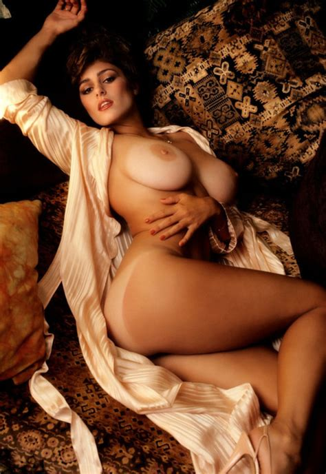 Karen Price Posing Naked