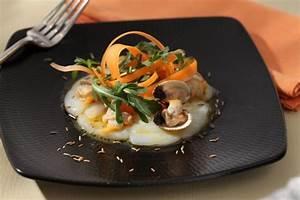 Atelier Saint Jacques : recettes de carpaccio saint jacques par l 39 atelier des chefs ~ Premium-room.com Idées de Décoration