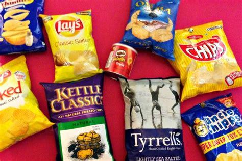 best potato chip brand taste test potato chips ndtv food