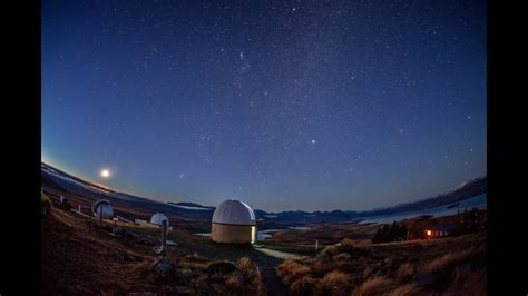 Stargazing At Earth And Sky Ltd Lake Tekapo New Zealand