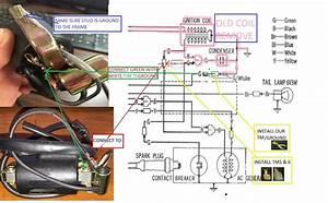 Universal Tec Coil 6v Ac With Condenser  Atc90 Read  7  18m  321b