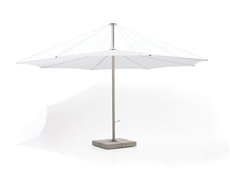 modern outdoor umbrella extremis inumbra contemporary shade