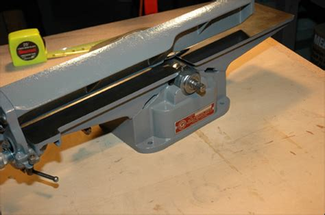 delta homecraft jointer