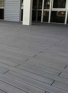 Bois Composite Pour Terrasse : terrasse en composite ma terrasse ~ Edinachiropracticcenter.com Idées de Décoration