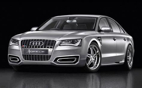 Audi A8 Front Side Hd Wallpaper