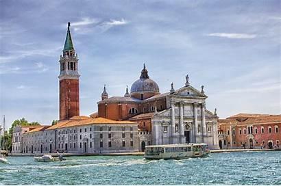 Venice Square St Mark San Giorgio Sky