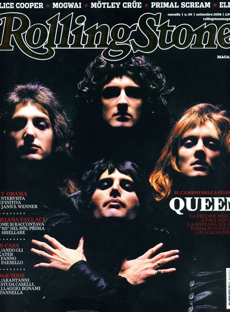 Queen Rolling Stone Magazine Cover