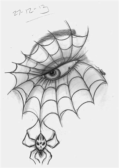 Tattoo Sketch A Day: December 2013