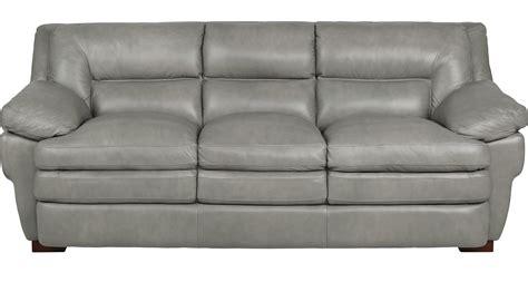 Gray Leather Loveseat by Alpen Ridge Reclining Sofa Baci Living Room