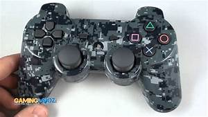 Digital Navy Camo Modded PS3 Controller Exclusively from ...