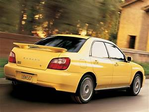 2002 Subaru Impreza Wrx 4dr All