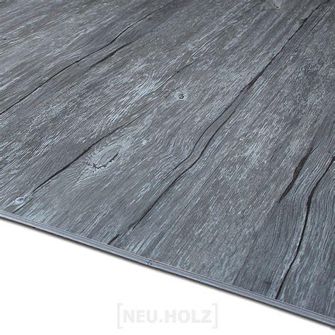 Neuholz® Ca20m² Vinyl Laminat Click Eiche Whitewash