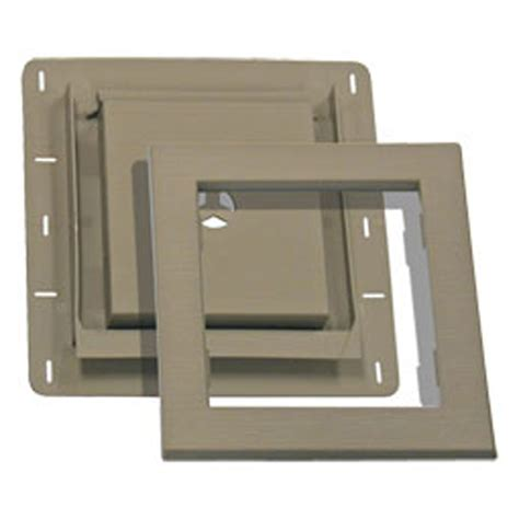 vinyl siding light mounting block waterproofing exterior lighting fixtures mounted on siding