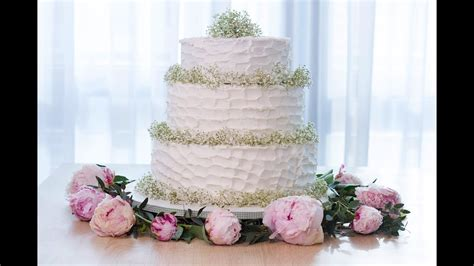 mariage wedding cake facile  realiser youtube