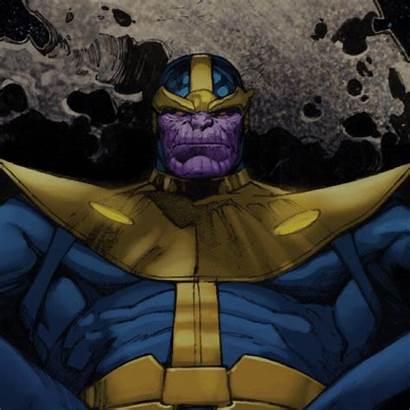 Thanos Chosen Comics Villains Character