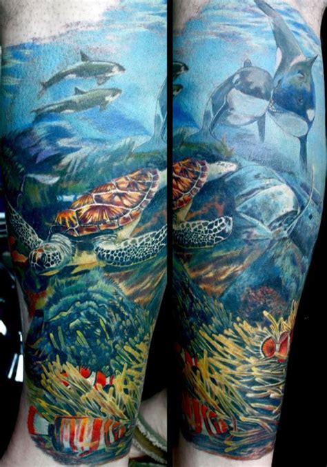 ocean tattoo images  designs  men  women