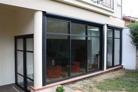 baie de cuisine fenetre coulissante pour veranda fentre coulissante