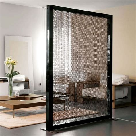 wall screen divider easy diy room divider to create a multipurpose room 3320
