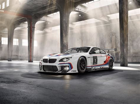Bmw M6 Gt3 Deliveries Begin Ahead Of 2018 Season Evo