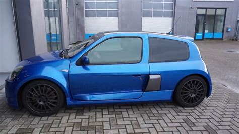 Renault Sport Clio V6 by Restyling Renault Sport Clio V6